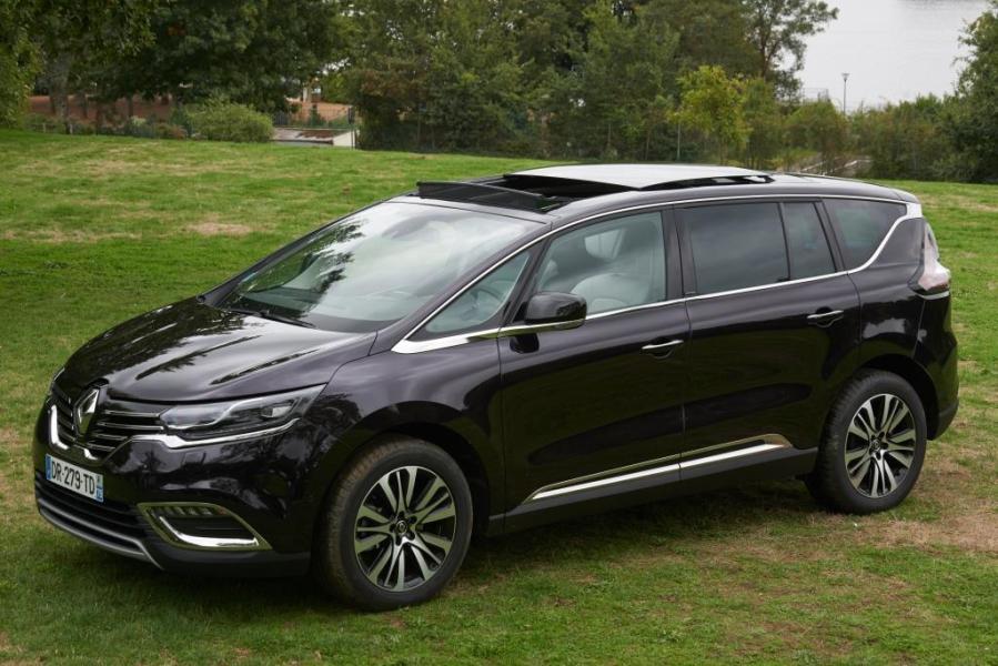 Renault Espace 2015 (photo ACS).