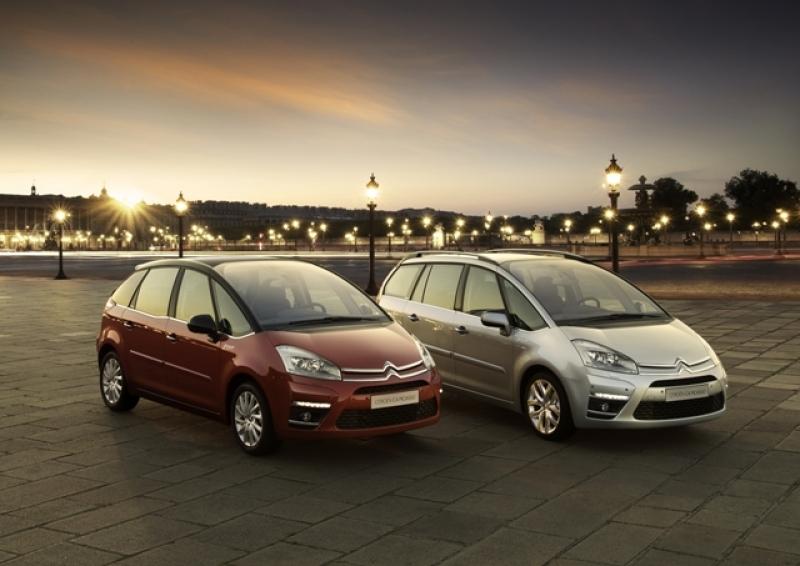 CITROEN C4 PICASSO 5 et 7 places (@Citroën Communication / DMCC / PUB)